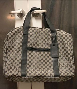 Authentic gucci tràvel bag in great condition!!!! for Sale in Phoenix, AZ