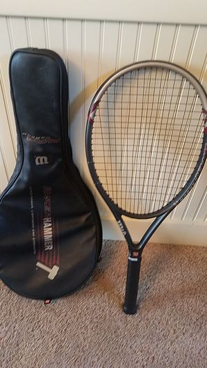 Wilson tennis racket Hyper Hammer 3.3 for Sale in Sandy, UT