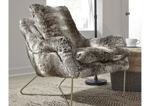 NEW, Wildau Gray Accent Chair, SKU# A3000054 for Sale in Huntington Beach, CA