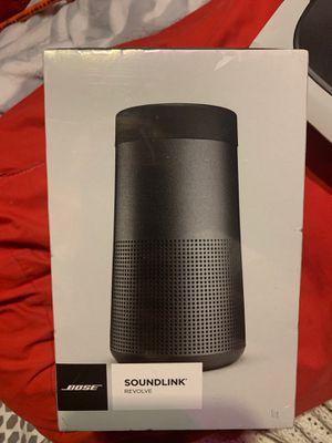 Bose Bluetooth speaker new for Sale in Huntsville, AL