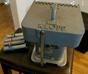 Klopp Coin Counter for Sale in San Jose, CA
