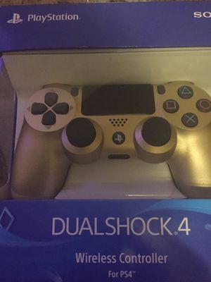 DualShock for ps4 wireless for Sale in Oretech, OR