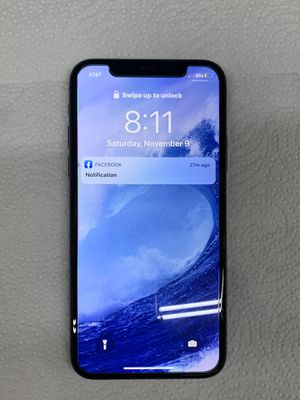 IPHONE X 256GB UNLOCKED for Sale in Chicago, IL
