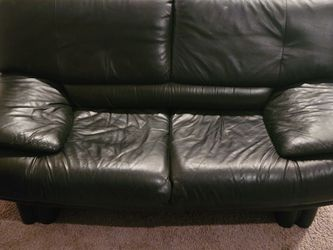 Leather Love Seat for Sale in Denver,  CO