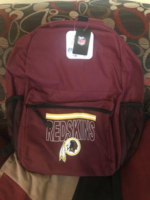 Washington Redskins Backpack $10 for Sale in Greensboro, NC