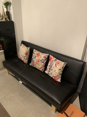 Sleeping couch moving sale! for Sale in Washington, DC