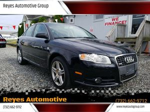 2008 Audi A4 for Sale in Lakewood Township, NJ