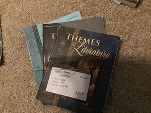Abeka Themes in Literature 9th grade for Sale in Knoxville, TN