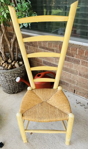 Bamboo Chair for Sale in Humble, TX