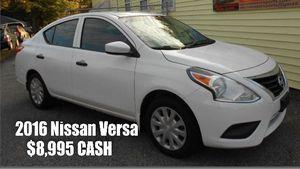 2016 Nissan Versa for Sale in Atlanta, GA