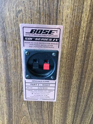 Vintage Bose 501 speaker — only one — for Sale in Nashville, TN
