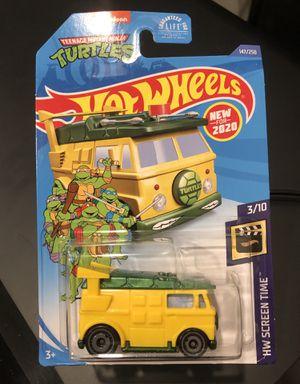 Hot Wheels Teenage Mutant Ninja Turtles for Sale in Englewood, CO