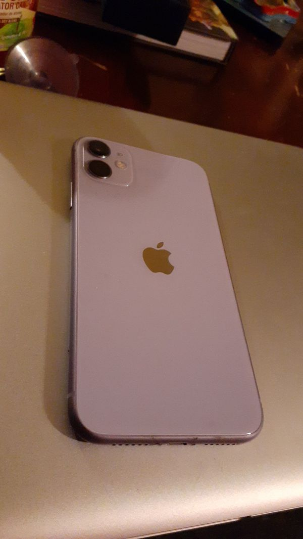 iPhone 11 tmobile purple series 64 gb