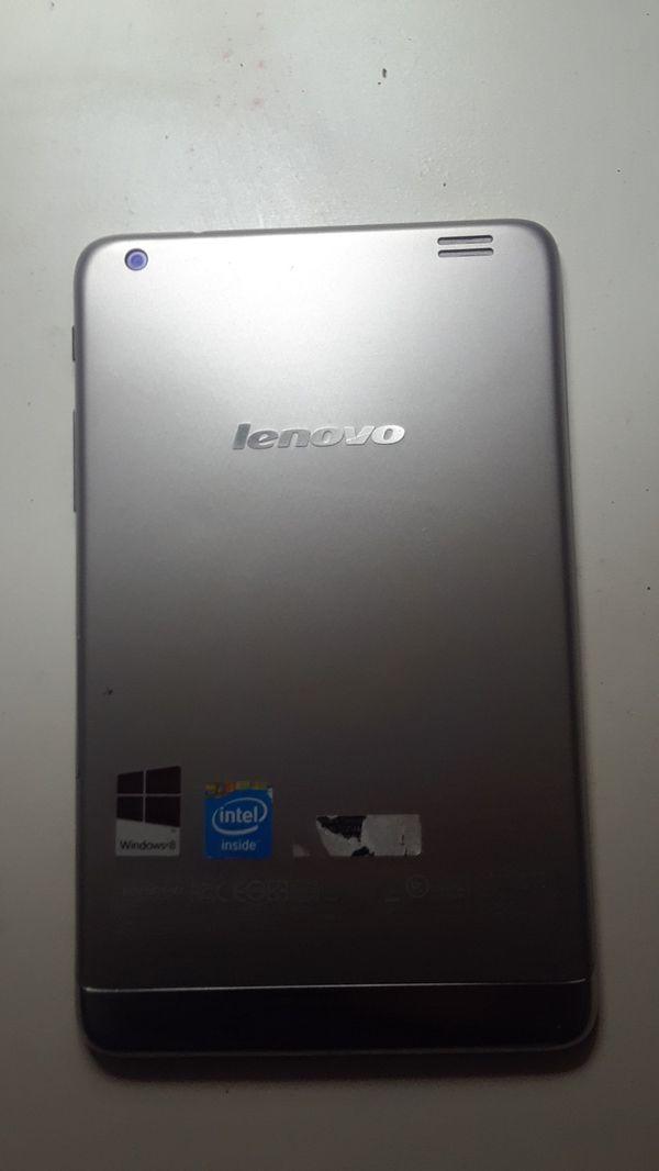 Lenovo Windows 8 Tablet pc
