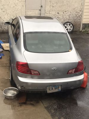 2003 infiniti g35 part out for Sale in Baldwin, NY