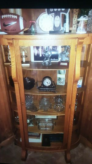 Antique China cabinet over 70 years old for Sale in Nashville, TN