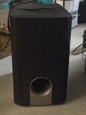Onkyo speakers for Sale in Crofton, MD