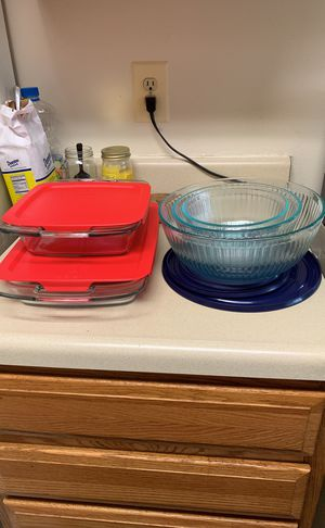 Pyrex set for Sale in Columbia, MD