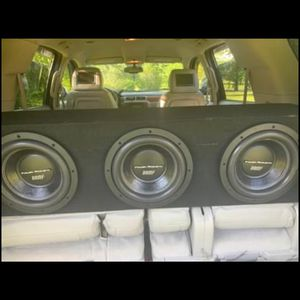 Car subwoofers for Sale in Gladstone, VA