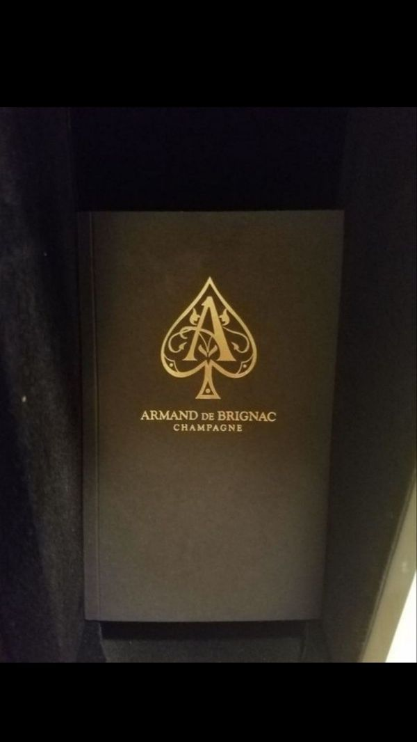 For Sale - Ace Of Spades Collectors Case