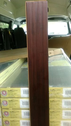 """3/8"""" solid bamboo hardwood flooring 380sqft for Sale in Fort Worth, TX"""