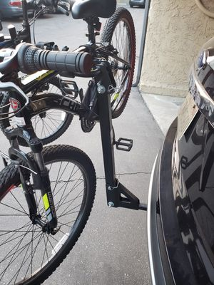 2 bike racks 110 for both. Holds 4 and 2 for Sale in La Crescenta-Montrose, CA