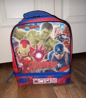 New - Avengers Age Of Ultron Lunch Kit - for Sale in Spring Hill, FL