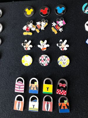 Disney collectible pins 10 for $30 for Sale in Chula Vista, CA