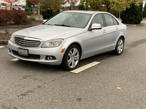 2008 Mercedes Benz C300 for Sale in Tacoma, WA