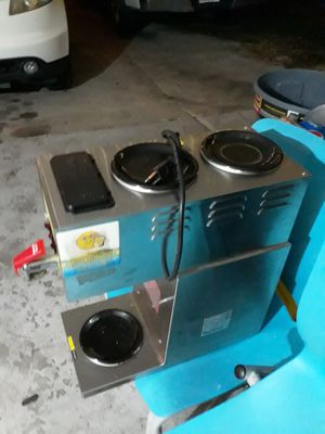 Comercial coffee maker for Sale in Lake Alfred, FL