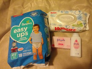 Baby diapers for Sale in Charlotte, NC