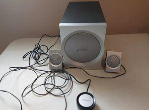 Bose Companion 3 speaker system *see description* for Sale in Fort Pierce, FL