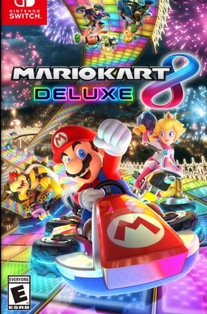 MARIO KART 8 for NINTENDO SWITCH for Sale in San Diego, CA