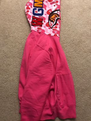 Baby milo Ediition bape shark hoodie for Sale in Pinole, CA