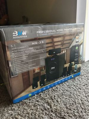 BNW home system theater for Sale in San Angelo, TX