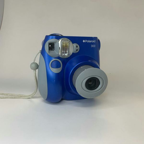 Polaroid instant film camera