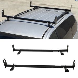 New in box universal roof mount extra wide design van ladder cross bar rack for Sale in Los Angeles, CA