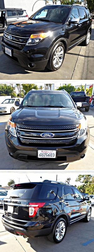 2015 FORD EXPLORER LIMITED for Sale in South Gate, CA
