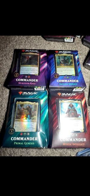 Magic the gathering for Sale in Moreno Valley, CA