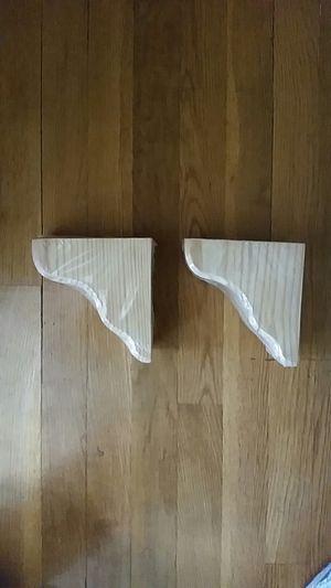 """6"""" Shelf Brackets - wood for Sale in Olney, MD"""