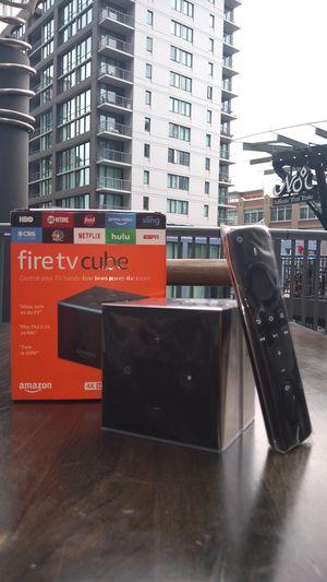 Fire TV Cube for Sale in Seattle, WA
