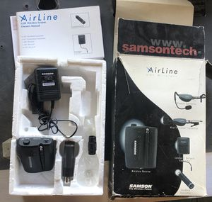 Airline UHF Wireless for Stage! for Sale in Zephyrhills, FL