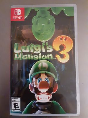 Luigis Mansion 3 100% Complete Never Played for Sale in Weymouth, MA