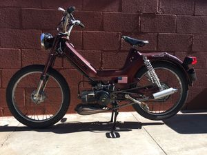 1977 puch maxi newport 70cc moped treats kit 2 stroke for Sale in Long Beach, CA