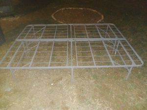 Bed and bed frame for Sale in Oklahoma City, OK