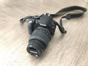 Nikon D3100 camera for Sale in Orlando, FL
