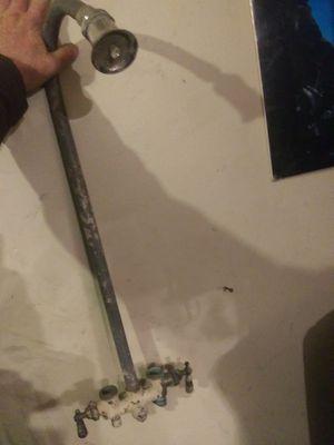 Clawfoot bathtub shower head original for Sale in Wichita, KS