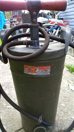 Vintage Continental can co. Fire extinguisher for Sale in Columbus, OH