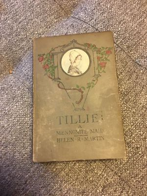 Tillie: the Mennonite Maid 1904 by Helen R. Martin - antiquarian book for Sale in Greensboro, NC