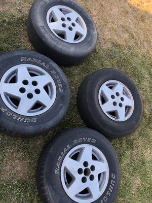 Jeep Grand Cherokee wheels for Sale in Hollister, CA
